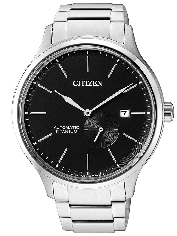 Citizen Titanium Automatic Mens Watch Nj0090 81e Uhrcenter