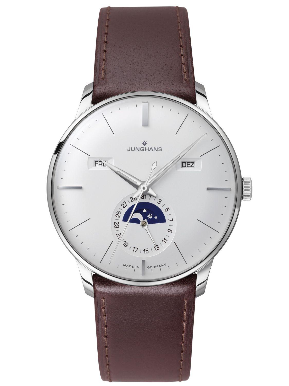 Junghans meister calendar mens watch 027 for Junghans watches