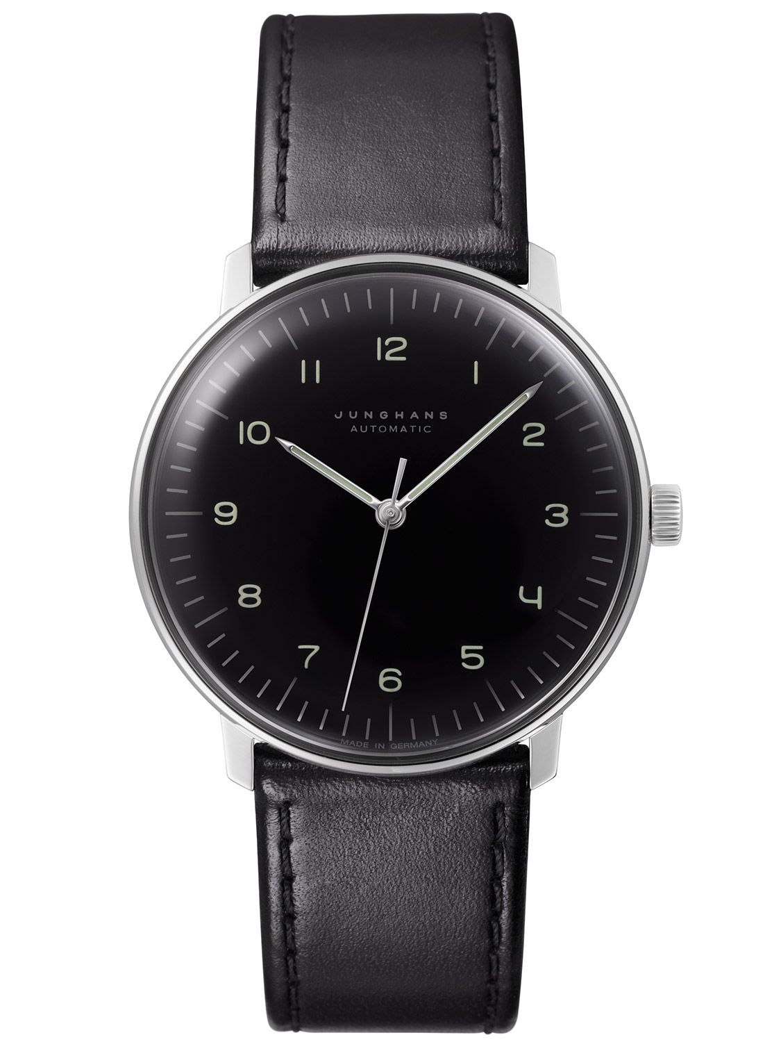 junghans max bill automatic watch 027 uhrcenter. Black Bedroom Furniture Sets. Home Design Ideas