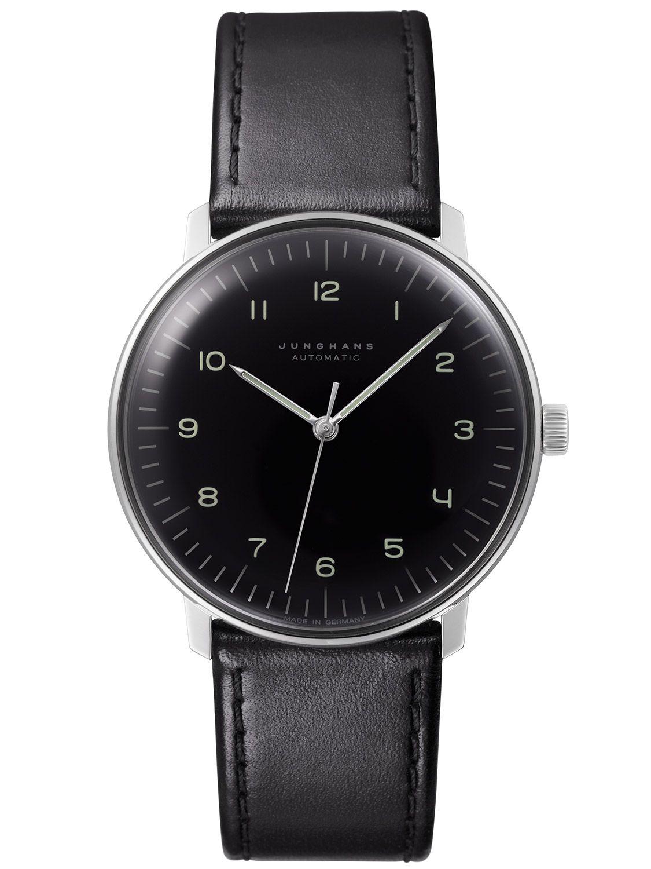 junghans max bill automatic watch 027 uhrcenter. Black Bedroom Furniture Sets. Home Design Ideas