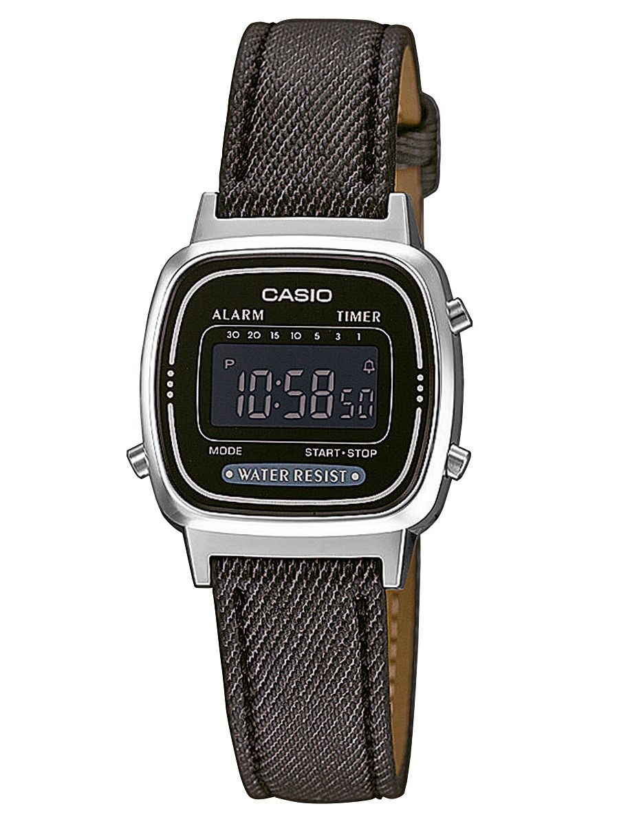 casio collection digital la670wel 1bef