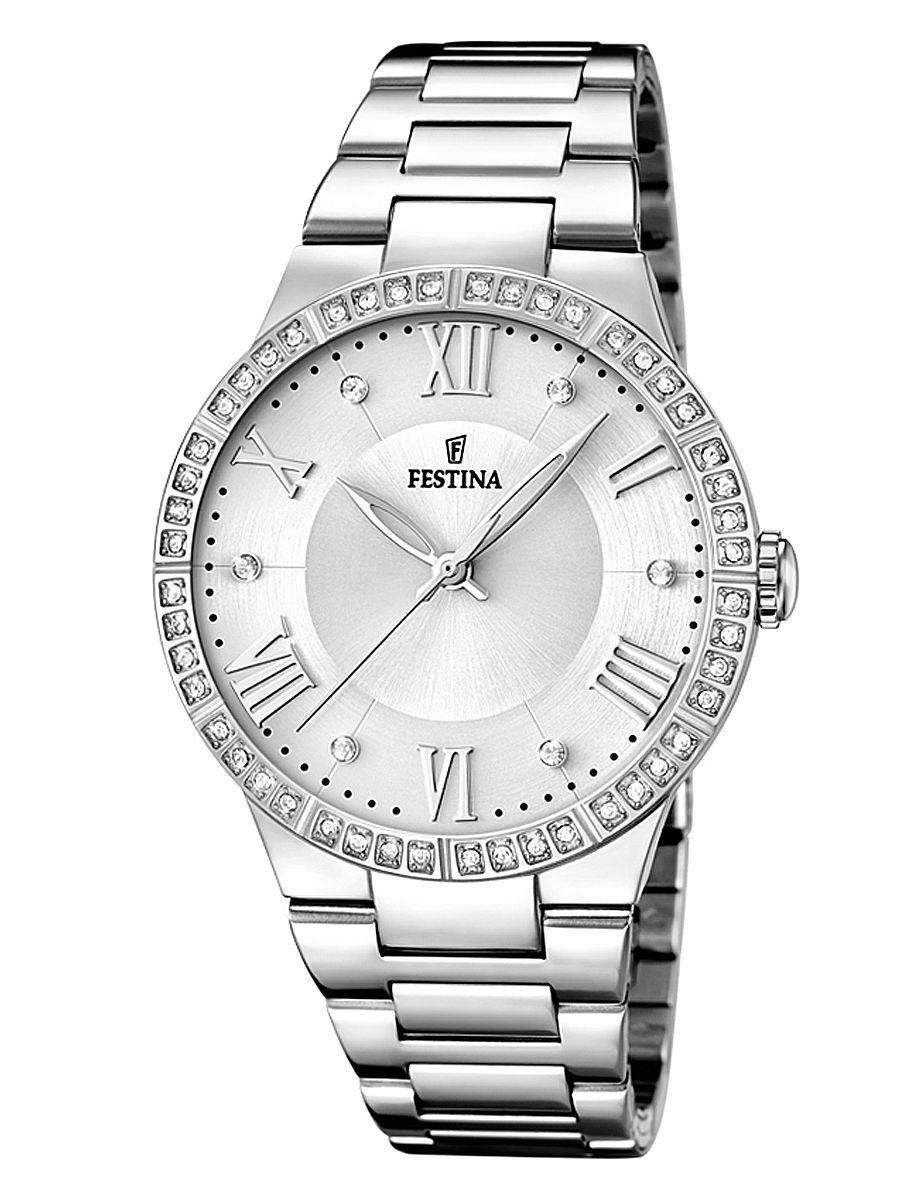 festina ladies wrist watch f16719 1 uhrcenter watches shop. Black Bedroom Furniture Sets. Home Design Ideas