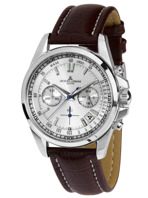 jacques lemans mens chronograph liverpool 1 1830b