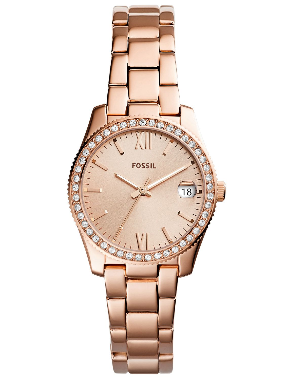fossil ladies watch scarlette es4318 � uhrcenter watches shop