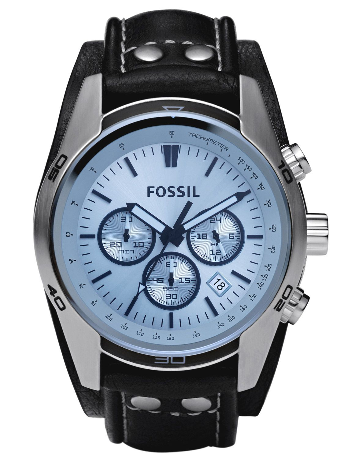 fossil gents chronograph ch2564 uhrcenter watches shop. Black Bedroom Furniture Sets. Home Design Ideas
