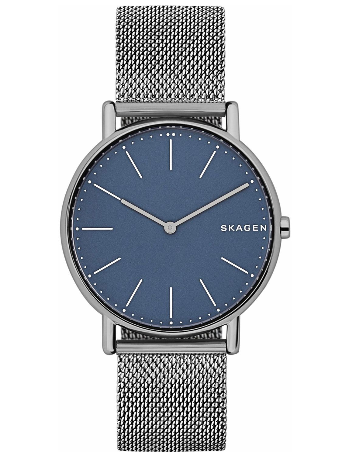 skagen herrenuhr signatur titan slim skw6420 uhrcenter. Black Bedroom Furniture Sets. Home Design Ideas
