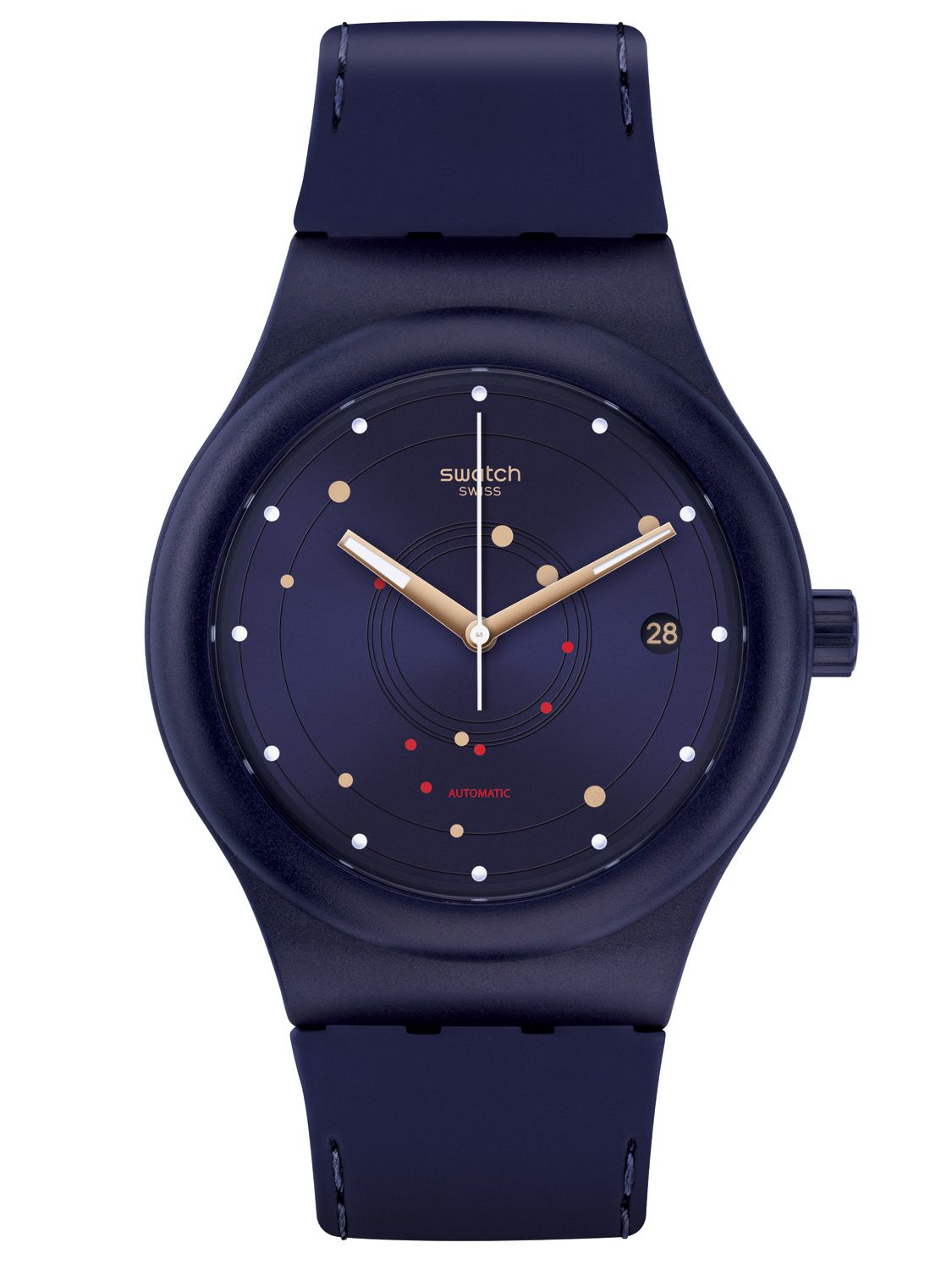 swatch business model The swatch group: on internet time case solution, introduction the swatch group, one of the leading watchmakers around the globe has grown rapidly in the past few.