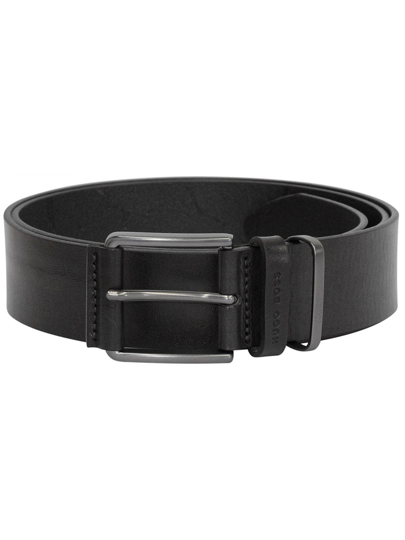 boss 50311878 santos mens belt black uhrcenter. Black Bedroom Furniture Sets. Home Design Ideas