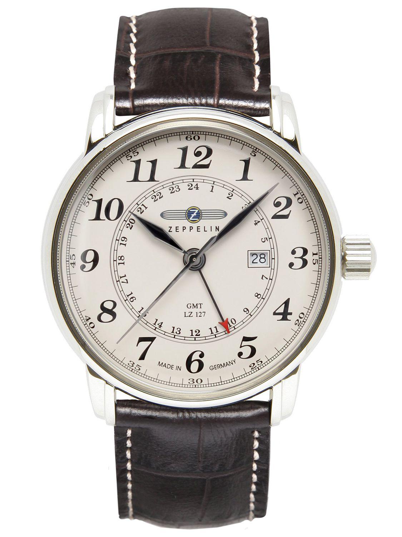 ZEPPELIN Graf Zeppelin Gents Watch 7642 5 Uhrcenter