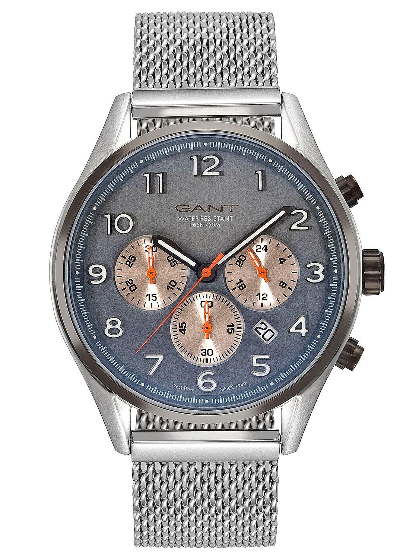 gant blue hill chronograph mens gt009003 uhrcenter