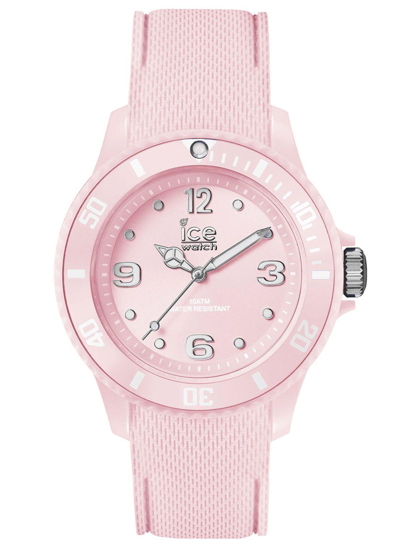 ice watch damen armbanduhr sixty nine pastel pink m 014238. Black Bedroom Furniture Sets. Home Design Ideas