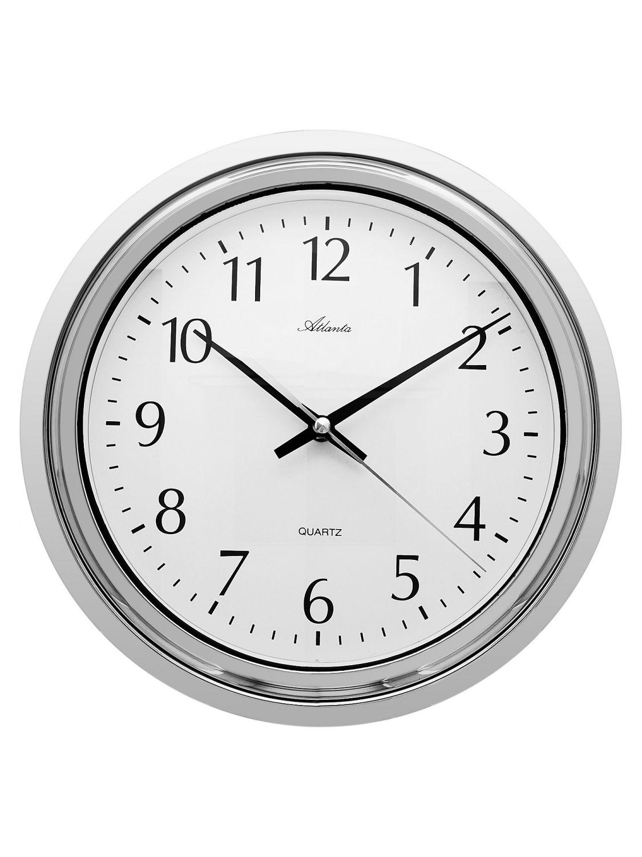 Atlanta 459 19 Bathroom Clock Uhrcenter Clocks Shop