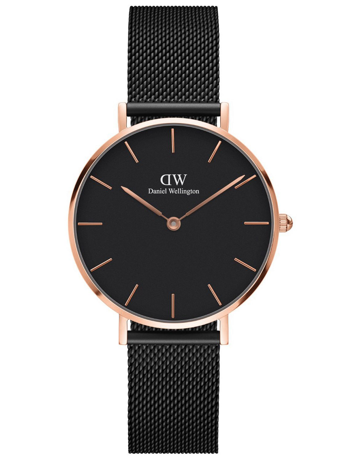 daniel wellington damenuhr classic petite ashfield 32 mm dw00100201. Black Bedroom Furniture Sets. Home Design Ideas