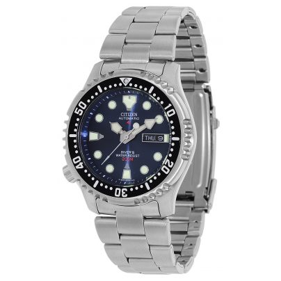 Citizen NY0040-17LEM Promaster Diver Watch Set