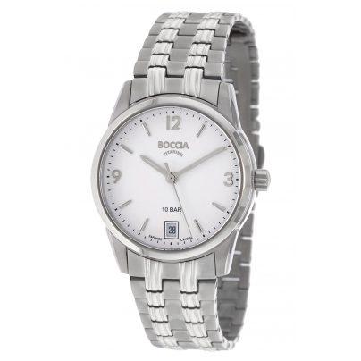 Boccia 3272-01 Titan Damen-Armbanduhr 4040066241050