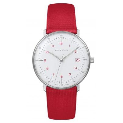 Junghans 047/4541.00 max bill Damen-Armbanduhr 4000897390310