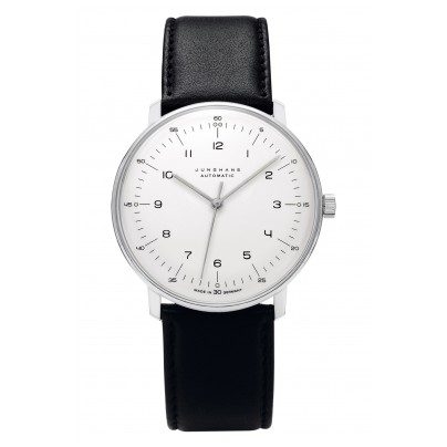 Junghans 027/3500.00 max bill Automatic Herrenuhr 4000897383671