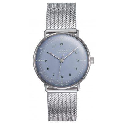Junghans 027/3600.44 max bill Handaufzug Armbanduhr 4000897360443