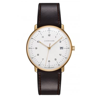 Junghans 041/7872.00 max bill Quarz Herrenuhr 4000897391034