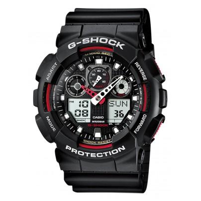 Casio GA-100-1A4ER G-Shock Ana-Digi Herrenuhr 4971850443940