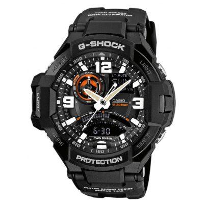 Casio GA-1000-1AER G-Shock Fliegeruhr Herrenuhr 4971850979036