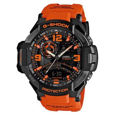 Casio GA-1000-4AER G-Shock Herren Fliegeruhr 4971850918691