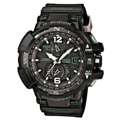 Casio GW-A1100-1A3ER G-Shock Funk-Solar-Herrenuhr 4971850914181