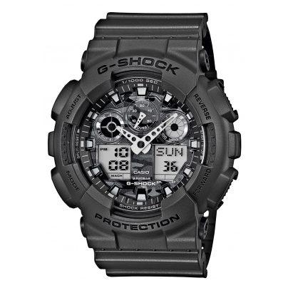 Casio GA-100CF-8AER G-Shock Ana-Digi Herrenuhr 4971850995081