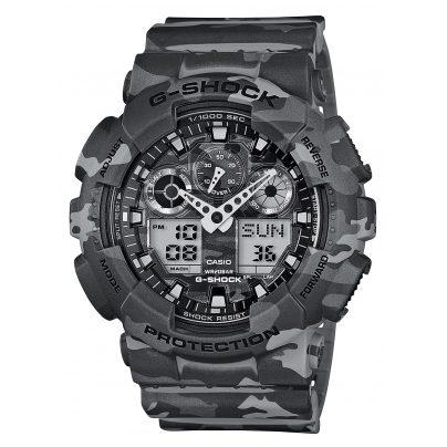 Casio GA-100CM-8AER G-Shock Ana-Digi Herrenuhr 4971850055471