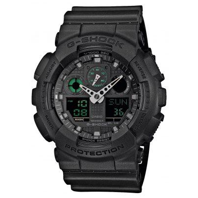 Casio GA-100MB-1AER G-Shock AnaDigi Herrenuhr 4971850056119