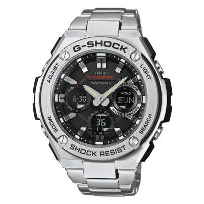 Casio GST-W110D-1AER G-Shock Solar Funk-Armbanduhr 4971850038573