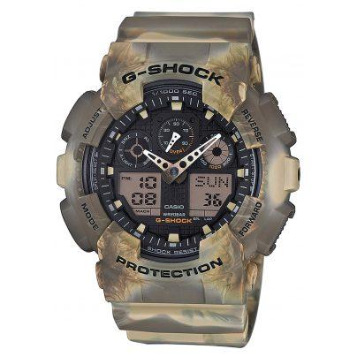Casio GA-100MM-5AER G-Shock Herren Armbanduhr 4549526112928
