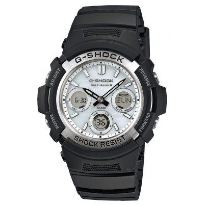 Casio AWG-M100S-7AER G-Shock Solar-Funkuhr 4549526104350