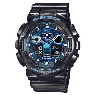 Casio GA-100CB-1AER G-Shock Herrenuhr 4549526108082