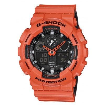 Casio GA-100L-4AER G-Shock Herrenuhr 4549526125348