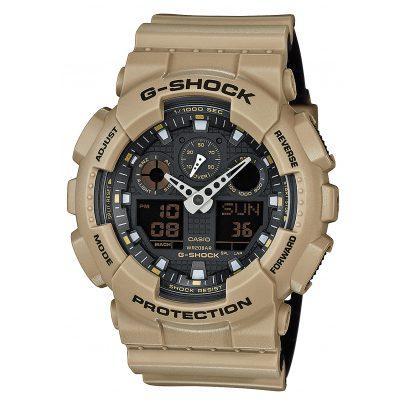 Casio GA-100L-8AER G-Shock Herren-Armbanduhr 4549526125447