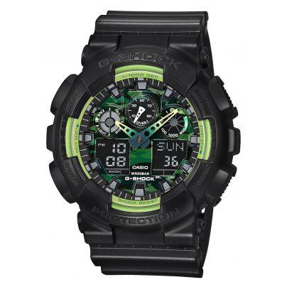 Casio GA-100LY-1AER G-Shock Herrenarmbanduhr 4549526120237