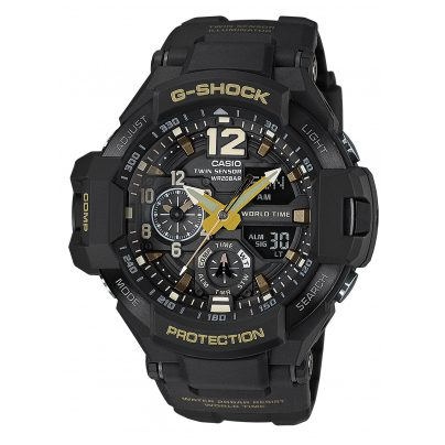Casio GA-1100GB-1AER G-Shock Gravitymaster Herrenuhr 4549526122880