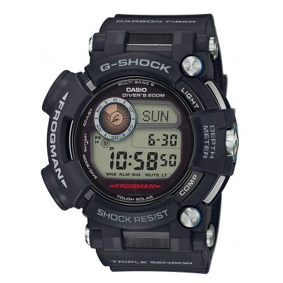Casio GWF-D1000-1ER G-Shock Frogman Herren-Taucheruhr 4549526122248