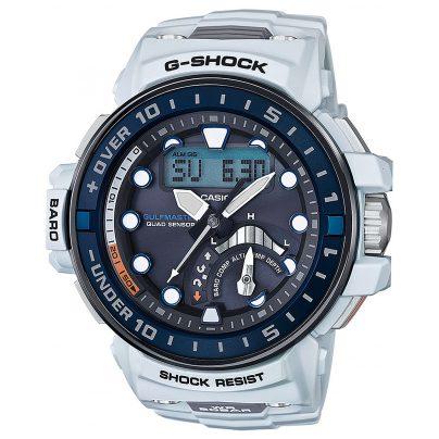 Casio GWN-Q1000-7AER G-Shock Gulfmaster Herrenuhr 4549526127779