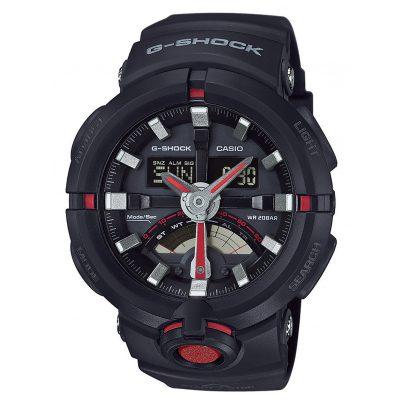 Casio GA-500-1A4ER G-Shock Herrenarmbanduhr 4549526131745