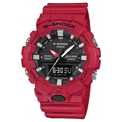 Casio GA-800-4AER G-Shock Herrenarmbanduhr 4549526168376