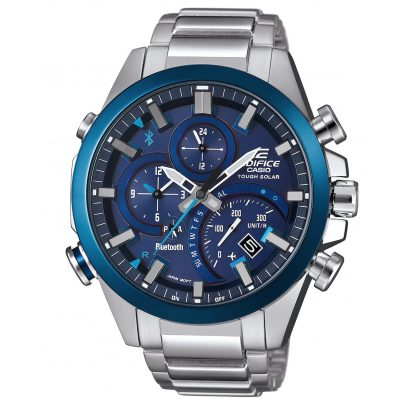 Shop Watches Casio Edifice EQB 500DB 2AER Bluetooth