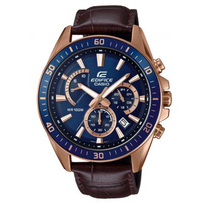 Casio EFR-552GL-2AVUEF Edifice Herrenuhr Chronograph 4549526153563