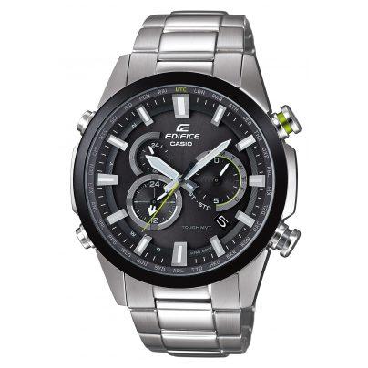 Casio EQW-T640DB-1AER Edifice Herren Solar-Funkuhr 4549526140389