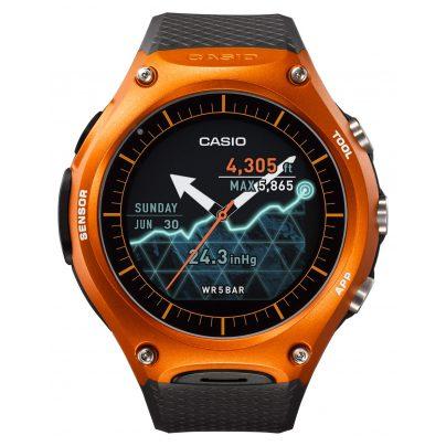 Casio WSD-F10RGBAE Smart Outdoor Uhr Orange 4549526850073