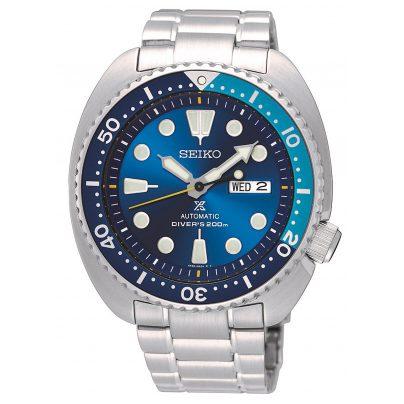 Seiko SRPB11K1 Taucheruhr Prospex Automatic Divers Blue Lagoon Turtle 4954628213099