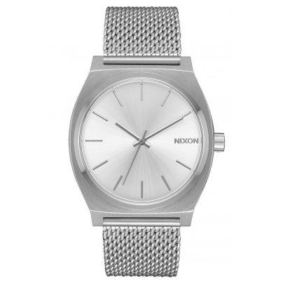 Nixon A1187 1920 Damenuhr Time Teller Milanese All Silver 3608700231563