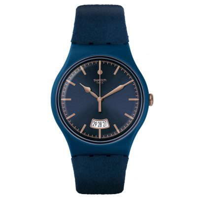 Swatch SUON400 Damenuhr Cent Bleu 7610522765139