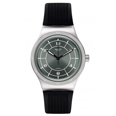 Swatch YIS419 Automatik-Armbanduhr Sistem Rub 7610522779945